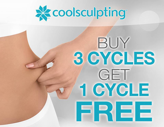 coolsculpting-specials
